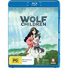 Wolf Children (Blu-ray)