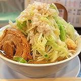 濃厚豊潤とんこつラーメン(2食)(極厚神豚2枚付き)大分まるしげ 二郎系 冷食
