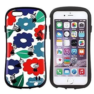 iPhone7 ケース カバー iface First Class ムーミン ストラップホール 正規品 / リトルミイ / パターン