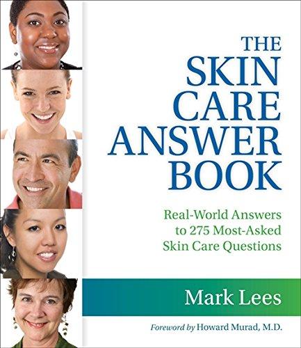 The Skin Care Answer Book: Rea...