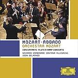 Mozart: Flute & Harp Concerto, Sinfonia Concertante for Winds