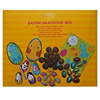 M&S Easter Selection Box Assorted Chocolates 188g