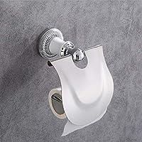 WYJW ygienicカートン浴室トイレットペーパーホルダーハードウェアペンダントトレイ壁トイレットペーパートレイティッシュボックストイレットトレイペーパータオルホルダーヨーロッパのバスルームトイレットトレイ現代のトイレットペーパーボックス