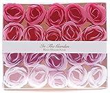 ノルコーポレーション 入浴剤 バスペタル ロージーブルームペタル 60g ローズの香り ピンク OB-ITG-1-3
