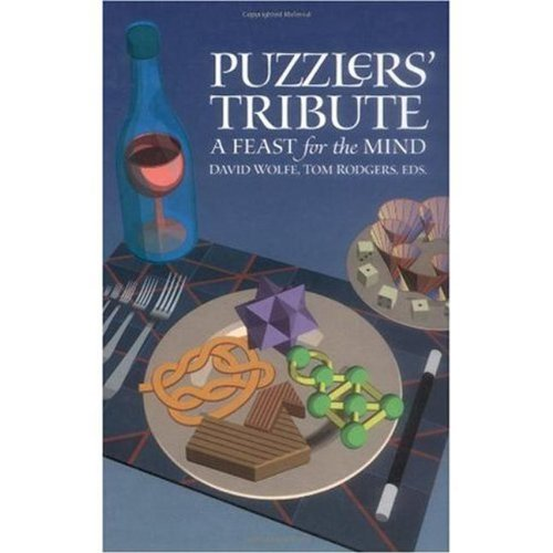 Download Puzzlers' Tribute: A Feast for the Mind 1568811217
