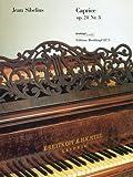 シベリウス: カプリス Op.24/3/ブライトコップ & ヘルテル社/ピアノ・ソロ 画像