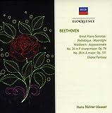 Beethoven: Piano Sonatas Choral Fantasy