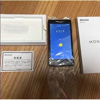 Docomo MONO MO-01J Black 白ロム