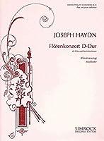 SIMROCK HAYDN JOSEPH - FLUTE CONCERTO IN D MAJOR HOB. VII/D1 - FLUTE AND PIANO Partition classique Bois Flûte traversière