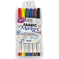 Tulip Market Multi Fine Markers (Primary, Pack of 6)
