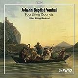 ヨハン・バプティスト・ヴァンハル:弦楽四重奏曲集(Vanhal: Four String Quartets)