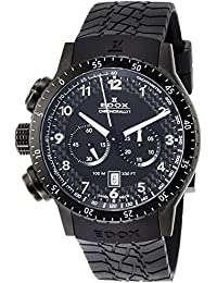 [エドックス]EDOX 腕時計 クロノラリー1 クォーツクロノグラフ 10305-37N-NN メンズ 【正規輸入品】