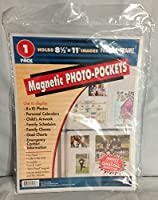 10-Pack Freez-A-Frame Magnetic 22cm x 28cm Photo Frame