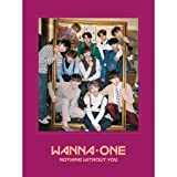 One Ver/WANNA-ONE 1ST リパッケージアルバム 1-1=0[Nothing without you]