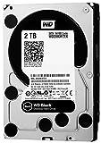 WD ゲーミング/ クリエイティブ HDD 内蔵ハードディスク 3.5インチ 2TB WD Black WD2003FZEX SATA3.0 7200rpm 64MB 5年保証