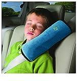 Hommy シートベルト枕 子供に最適 シートベルトパッド クッション ドライブ カーグッズ (ネービー) …