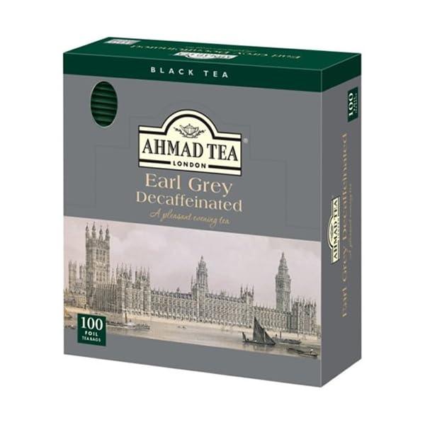 AHMAD TEA デカフェアールグレイ (2g...の商品画像