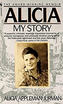 Alicia: My Story by [Appleman, Alicia]