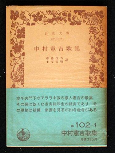 中村憲吉歌集 (岩波文庫)の詳細を見る