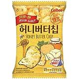 1個 ハニーバターチップ新ヘテ韓国ポテトスナックチップスクラッカー60グラム×1 Honey Butter Chip…