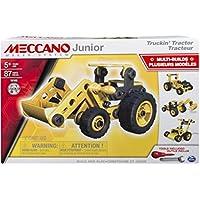 Meccano Junior Truckin Tractor [並行輸入品]