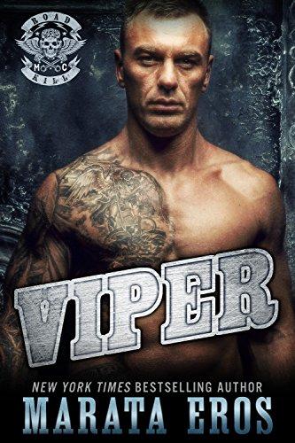 Viper: A Dark Alpha Motorcycle Club Romance (Road Kill MC Book 8) (English Edition)