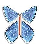 マジックフライヤー 飛び出すちょうちょ Magic Flyer - シジミチョウ(Chalkhill Blue)