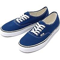 (バンズ) VANS メンズ Authentic estate bluetrue white スニーカー シューズ 靴