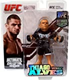 Round 5 UFC Ultimate Collector Series 7 LIMITED EDITION Action Figure フィギュア Thiago Alves [並行輸入品]