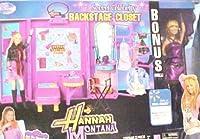 Hannah Montana (ハンナモンタナ) Secret Celebrity BACKSTAGEクローゼットwithボーナス人形人形人形Figure ( Parallel import )