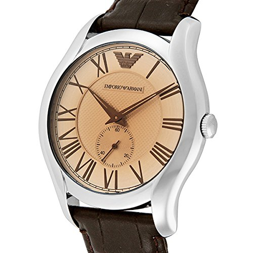 エンポリオ アルマーニ EMPORIO ARMANI クオーツ メンズ 腕時計 AR1704 ブラウン 腕時計 海外インポート品 エンポリオアルマーニ mirai1-511216-ak 並行輸入品 簡易パッケージ品