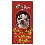 チョックスターズ ChocStars ペッツ・ロック Pets Rock ダークチョコレートバー ポップ POP