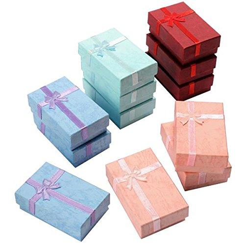 高級 ジュエリーボックス 指輪 ピンキーリング イヤリング ブレスレット用 紙ボックス アクセサリーケース ギフトボックス 紙箱