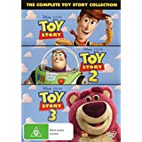 Toy Story 1,2 & 3 DVD Triple Pack