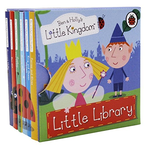 Ben and Holly's Little Kingdom...
