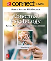 Connect Access Card for Abnormal Psychology [並行輸入品]