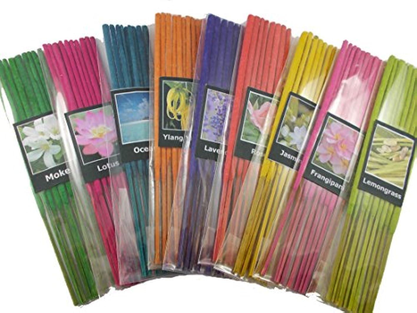 親指繊毛放散する90pc Incense Sticks Frankincense IncenseロットIncenseセットアロマハーブlength15 cm
