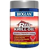 Bioglan BG Red Krill, 1000mg (60s), 0.15 Kilograms