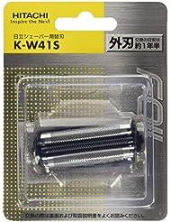 日立 シェーバー用替刃(外刃) K-W41S