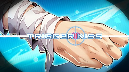 熱血異能部活譚 Trigger Kiss - PS Vita