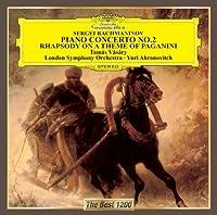 Rachmaninov: Piano Concerto No. 2 by Tamas Vasary (2012-05-15)