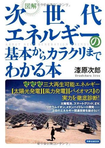 図解 次世代エネルギーの基本からカラクリまでわかる本 (洋泉社MOOK)の詳細を見る
