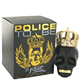 POLICE Police To Be The King Eau De Toilette Spray By Police Colognes