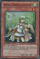 遊戯王 英語版 Winda, Priestess of Gusto (HA05-EN040) - Hidden Arsenal 5 - 1st E...