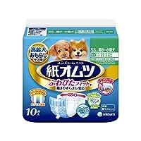 ペット用紙オムツ SSサイズ 超小~小型犬 10枚