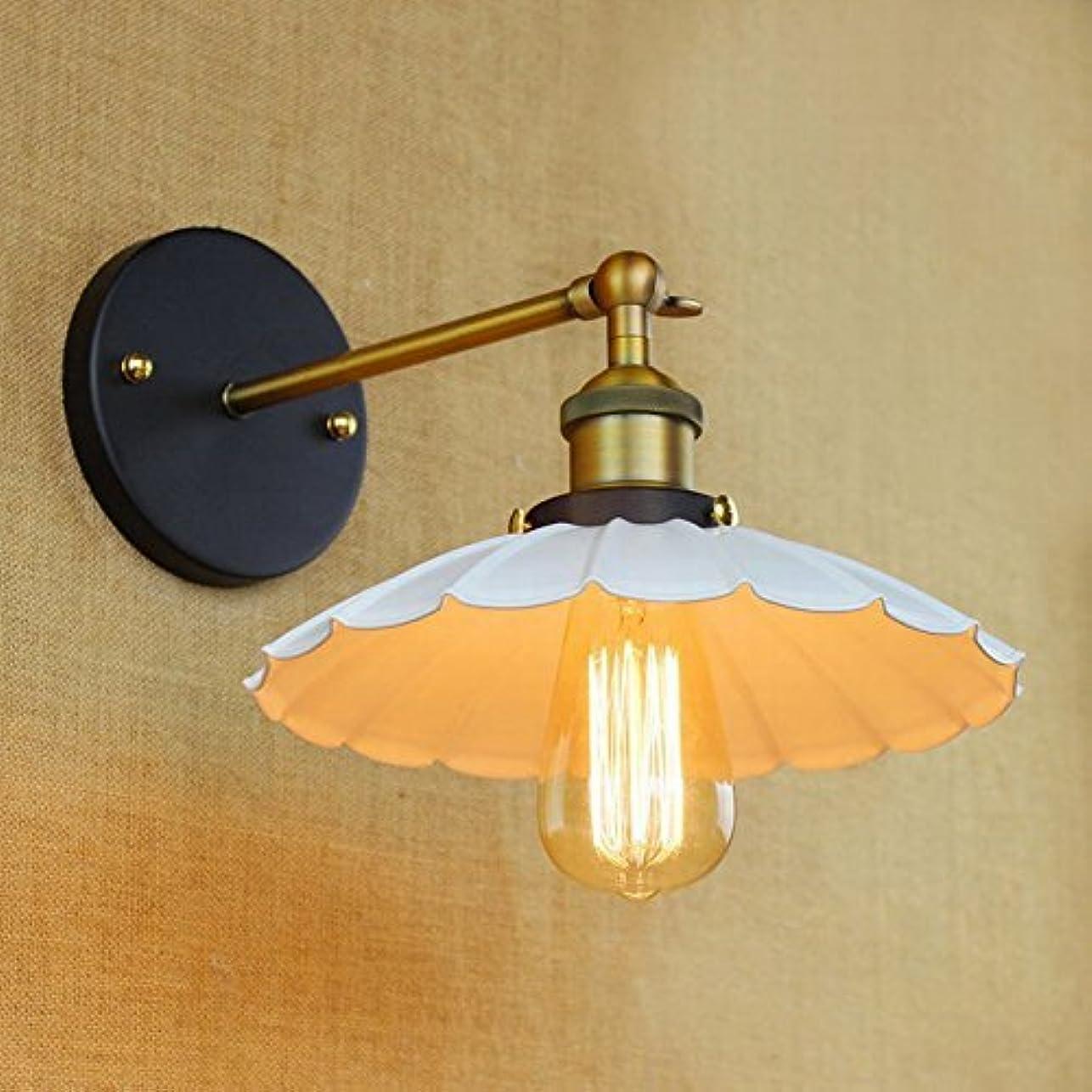 恩恵痛み華氏壁面ライト, 作業部屋のベッドサイドの寝室の照明壁取り付け用燭台、白のための設計Challengeswingの腕の壁ランプ AI LI WEI (Color : White)