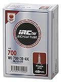 IRC BICYCLE TUBE 700X38-43C 仏式48mmバルブ 28969J