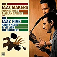 """THE JAZZ MAKERS / THE JAZZ FIVE """"THE HOOTER!"""""""