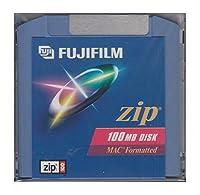 ZIPドライブ用(青色)100MBメディア FUJIFILM ZIP MAC CLR 100MB 1PK
