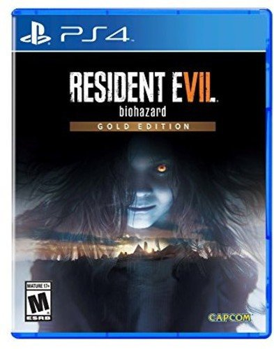 Entertainment World Resident Evil 7 Biohazard Gold Edition 輸入版:北米 - PS4